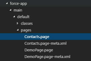 Contacts.page In Directory
